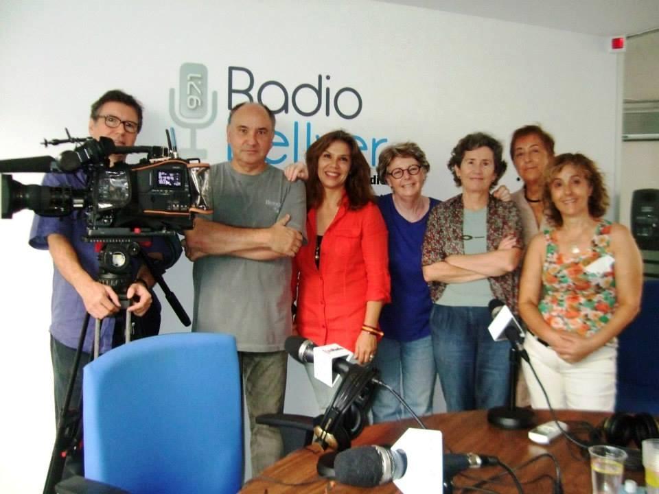 Asociacion PAS Galeria Fotos - APASE en Radio Bellver Mallorca