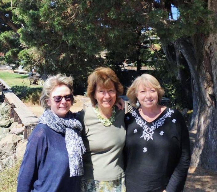 Asociacion PAS Galeria Fotos - Con Dra. Elaine Aron