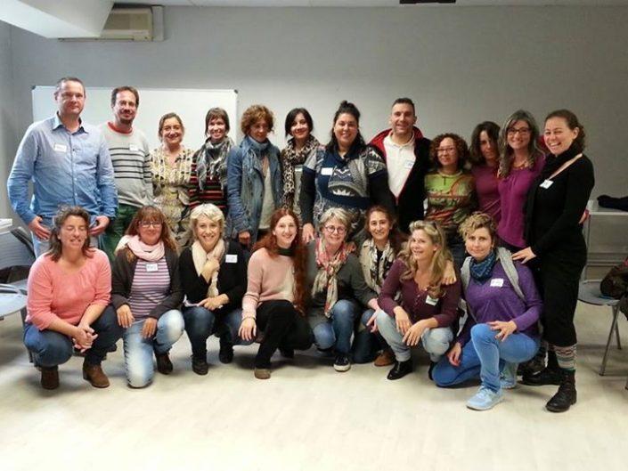 Asociacion PAS Galeria Fotos - Taller PAS en Barcelona
