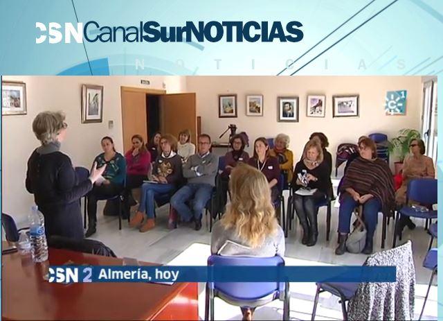 Asociacion PAS Galeria Fotos - Presencia en TV (Canal Sur)