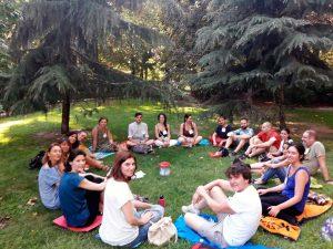 Asociacion PAS Galeria Fotos - Encuentro PAS en Madrid